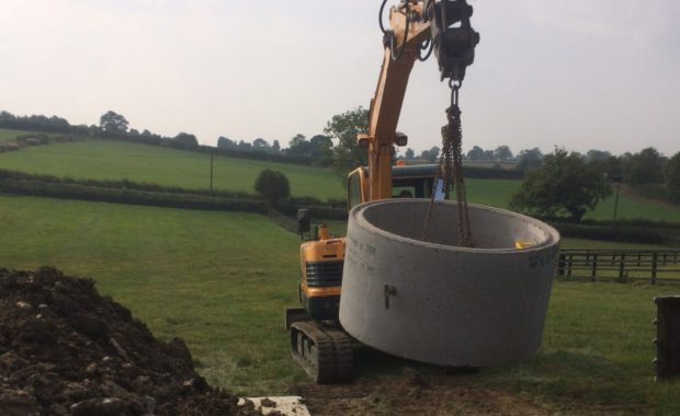 Sewage Treatment System, Soulbury